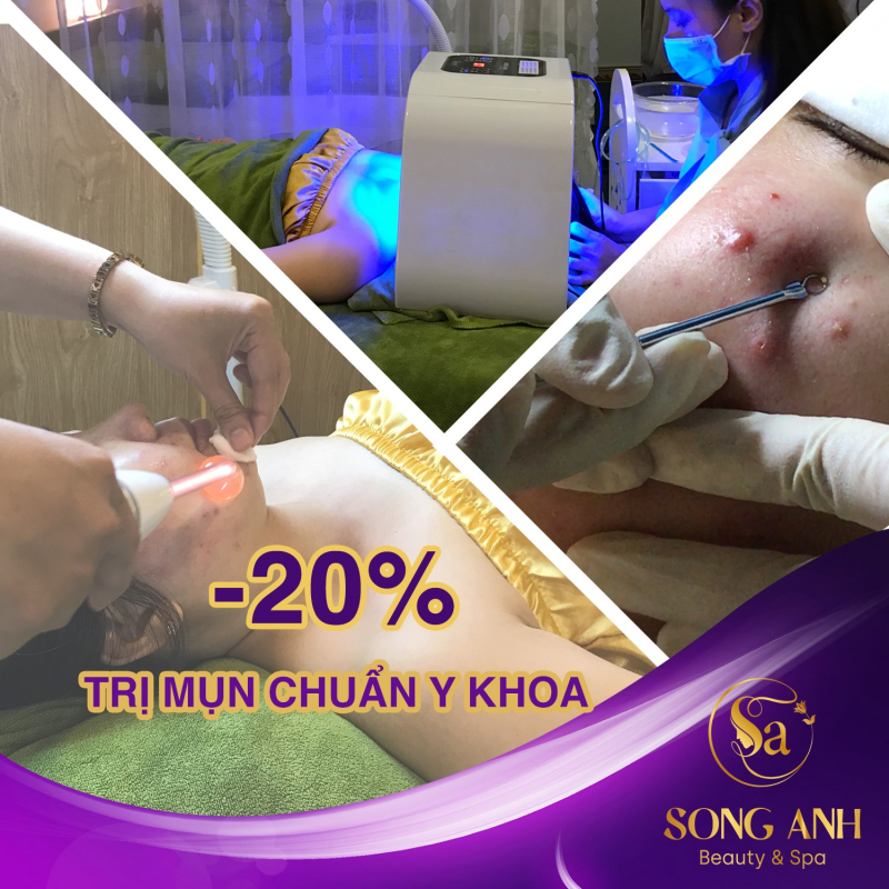 Song Anh Beauty & Spa