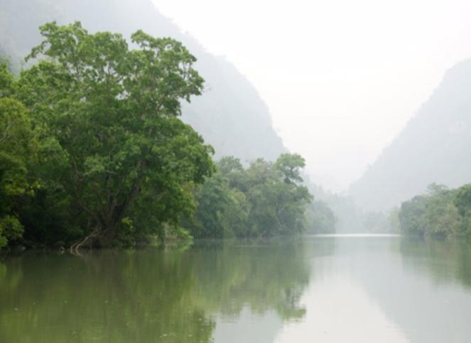 Sông Chảy tại Vị Xuyên, Hà Giang