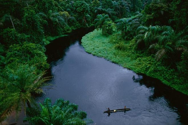 Sông Công Gô