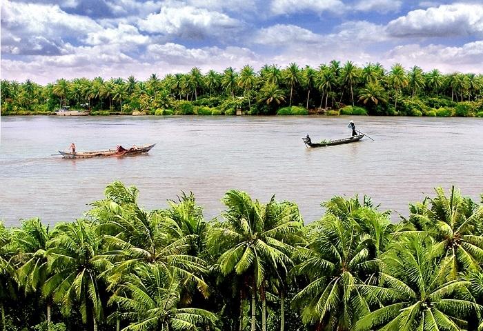 Sông Cửu Long