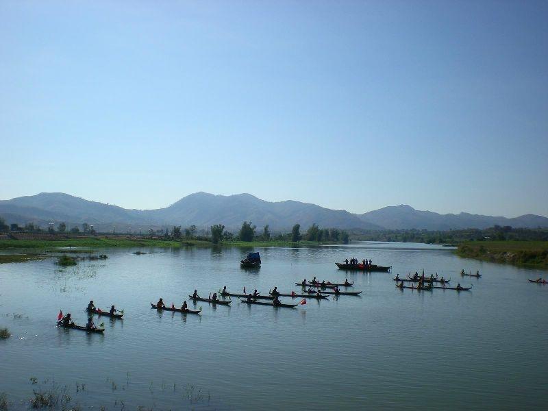 Sông Đăk Bla bình dị, thân thương vô cùng