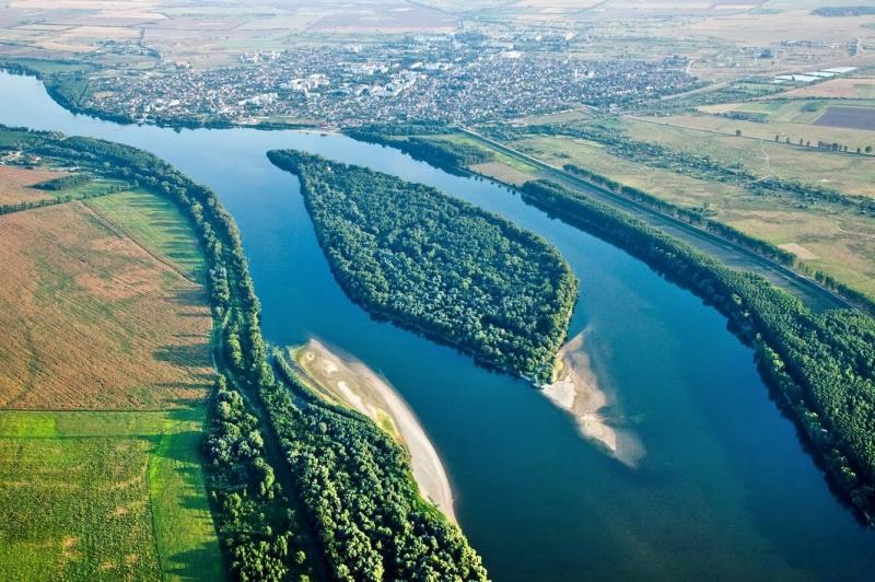 Sông Danube của Châu Âu
