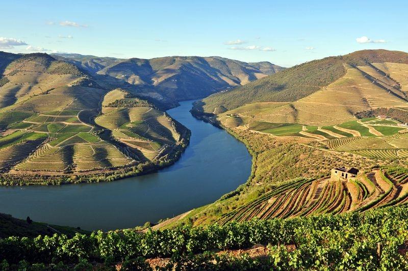 Sông Douro của Bồ Đào Nha