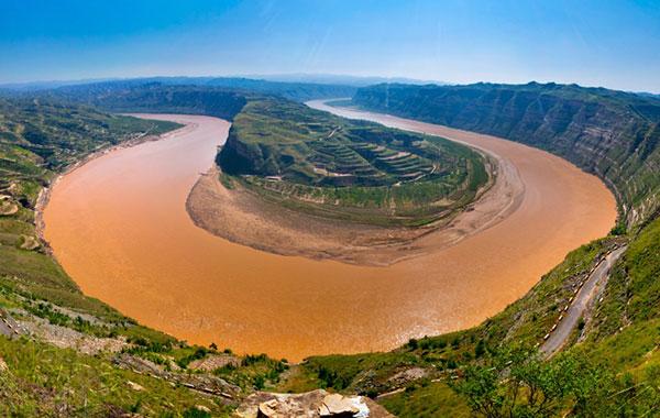 Sông Hoàng Hà, Trung Quốc