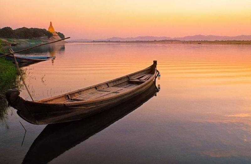 Sông Irrawaddy của Myanmar