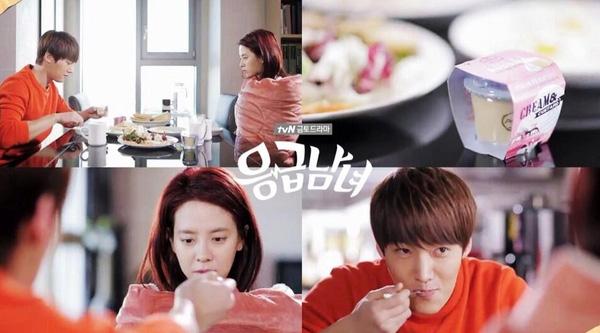 Song Ji Hyo và Choi Jin Hyuk  - cặp đôi gương vỡ lại lành trong