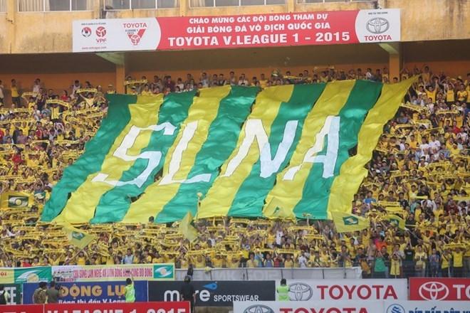 CLB bóng đá Sông Lam Nghệ An