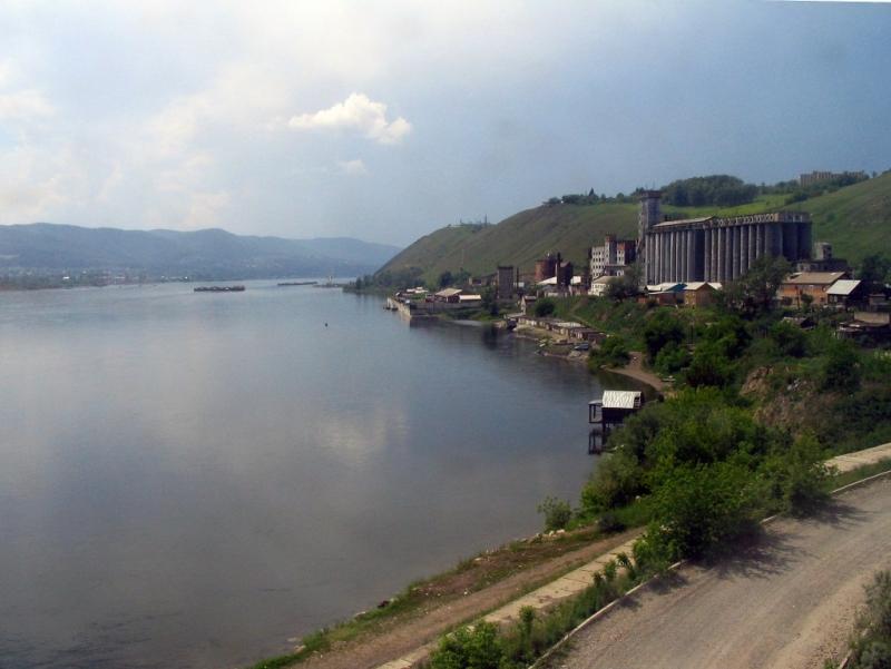 Sông Enisei