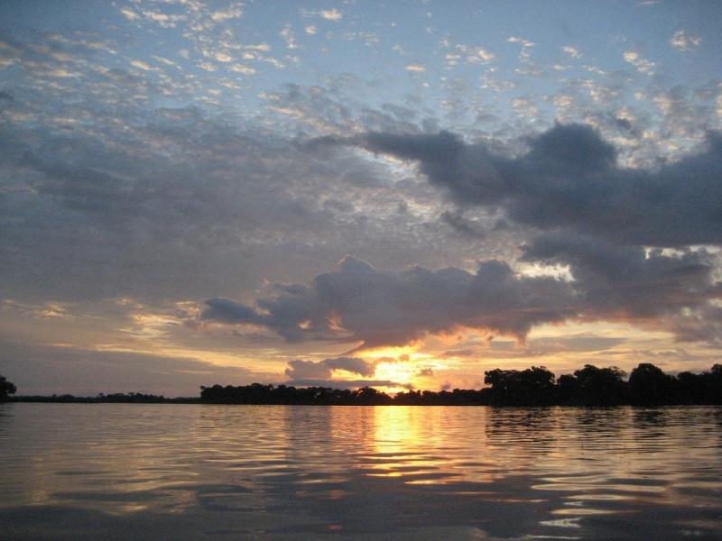 Sông Công Gô, châu Phi