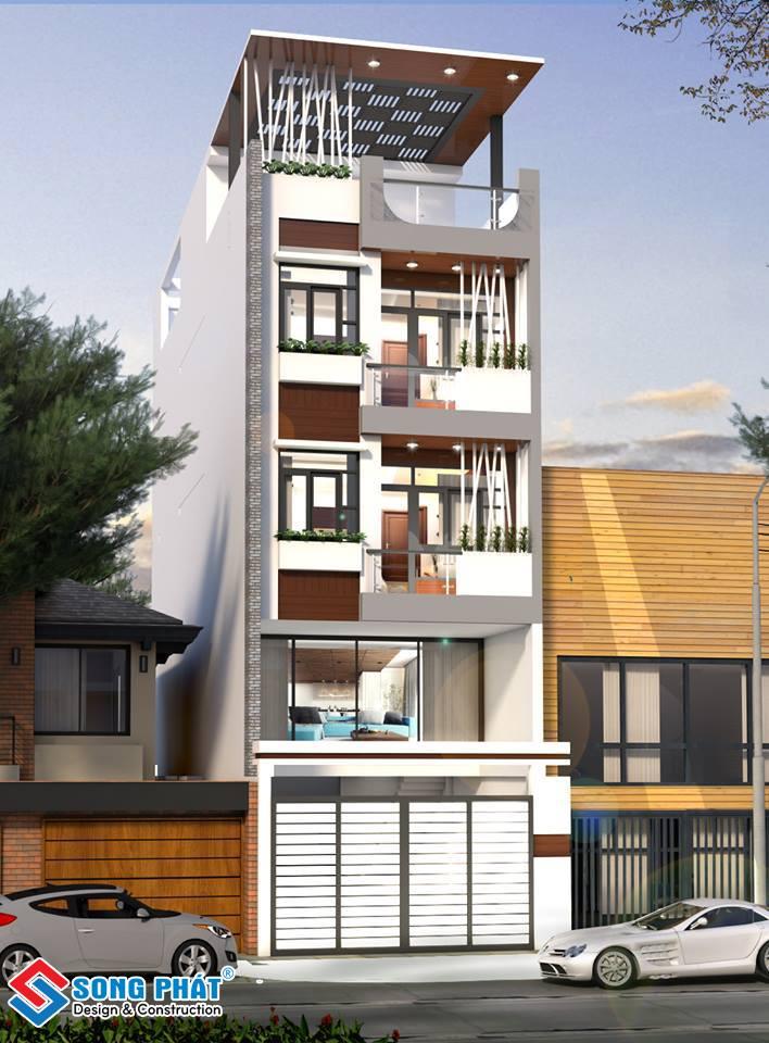 Song Phát Construction - Thiết kế nhà đẹp