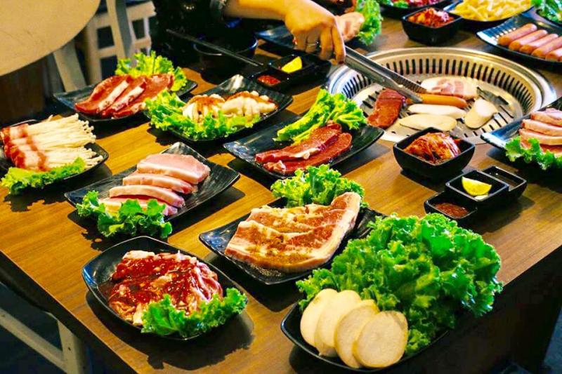 SongHan BBQ -Lẩu Nướng Hàn Quốc