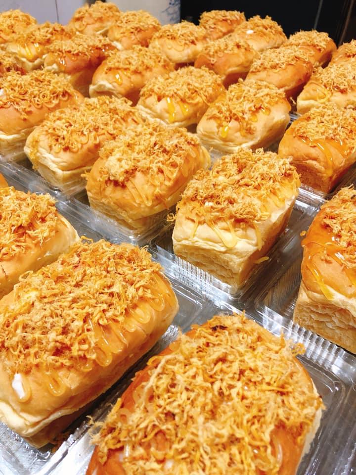 Songkim Cake