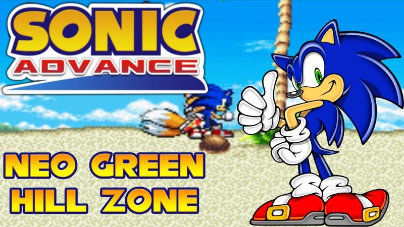 Sonic phiêu lưu ký – Sonic Advantures.