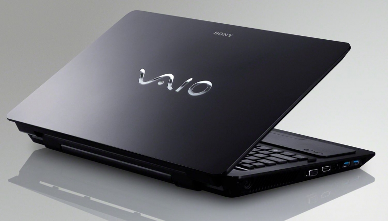 Laptop Vaio (Sony)