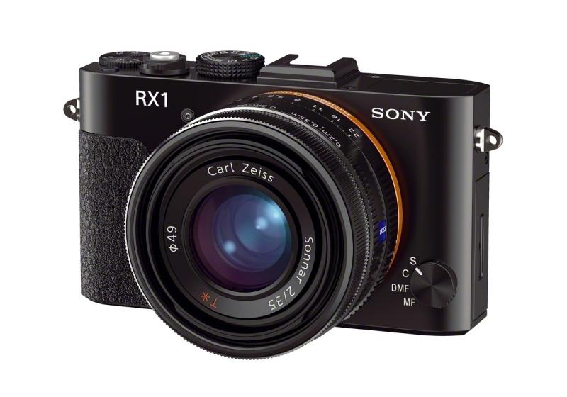 Máy Ảnh Sony CyberShot DCS-RX1R II