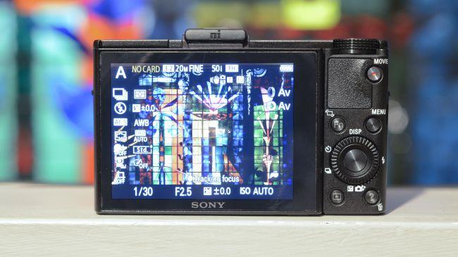 Ảnh do máy Sony Cybershot DSC-RX100 II chụp