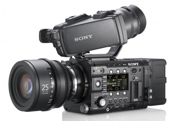 Máy ảnh Sony F65 CineAlta 4K