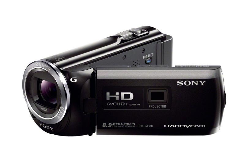 Sony HDR PJ Dòng PJ 380