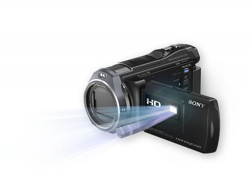 Sony HDR - PJ650V