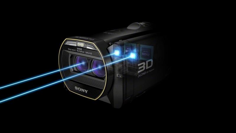 TD30 có tới 2 ống kính