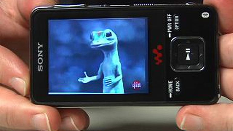 Sony NWZ-A820 series
