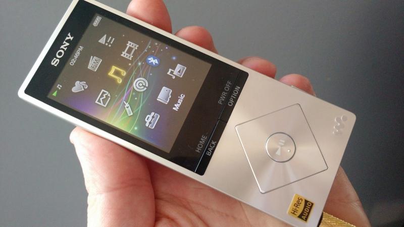 Sony NWZ-S630 series