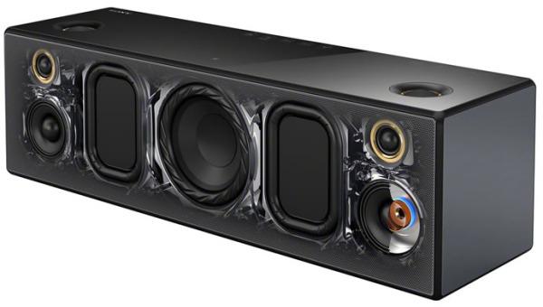 Sony Ultra Premium Hi-Res Bluetooth SRS-X9