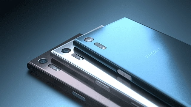 Sony Xperia XZ với 3 màu thanh lịch