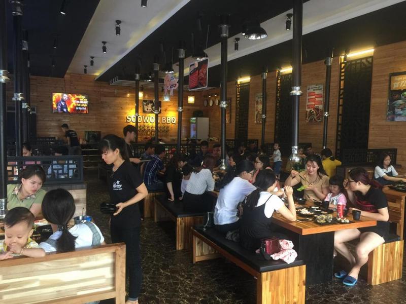 Soowon BBQ Rạch Giá ra đời sẽ là một điểm đến mới mẻ mang phong cách quán ăn đậm chất của người Hàn, là nơi checkin cho giới trẻ cũng như là nơi quây quần ấm áp cho cả gia đình