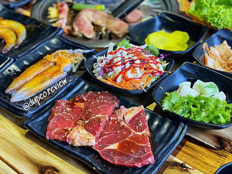 Soowon BBQ Trà Vinh - Buffet Lẩu Nướng