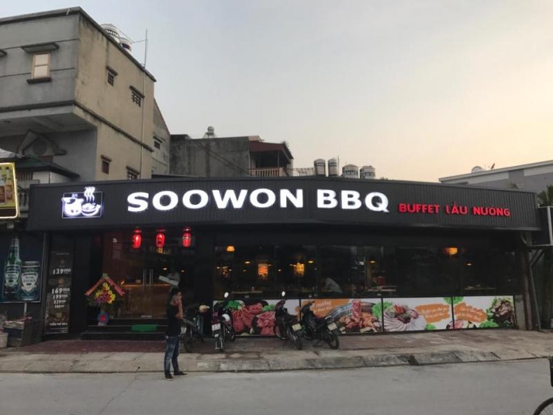 Quán Soowon