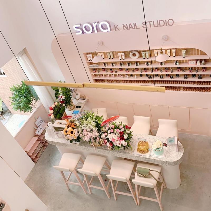 Sora K-Nail Studio