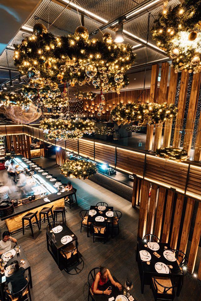 Sorae Restaurant & Lounge
