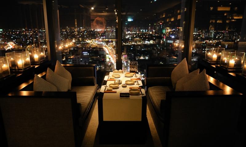 Sorae Restaurant – Lounge