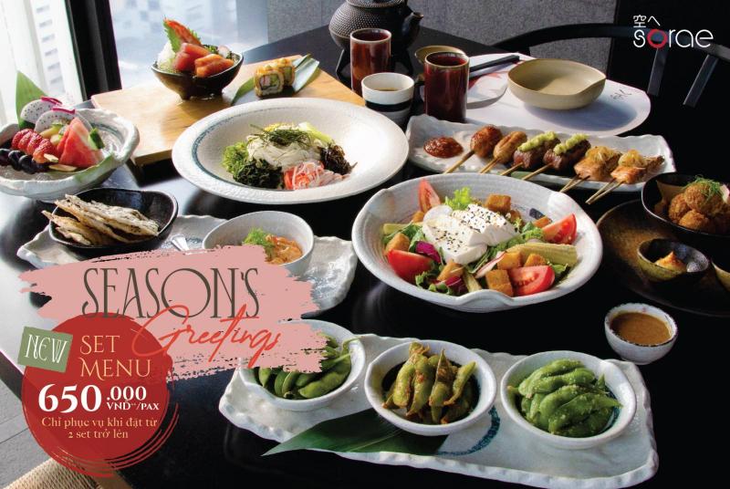 Sorae Sushi Sake & Lounge