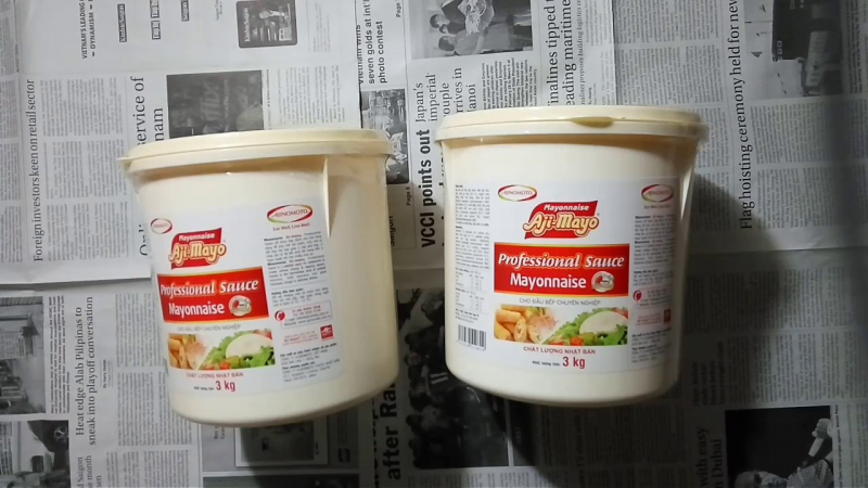 Top 9 thương hiệu Sốt Mayonnaise chất lượng nhất hiện nay