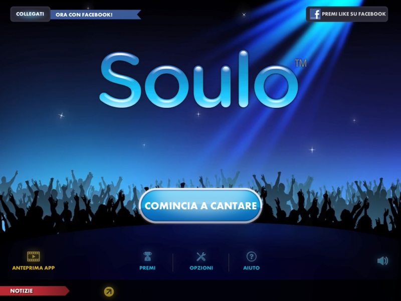 Ứng dụng Soulo Karaoke