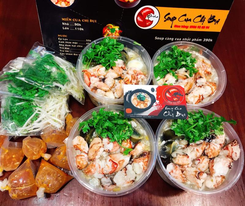 Soup Cua Chị Bụi - 44 Nguyễn Trường Tộ