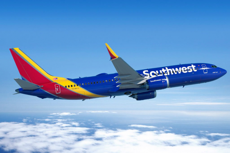 Southwest Airlines, Mỹ