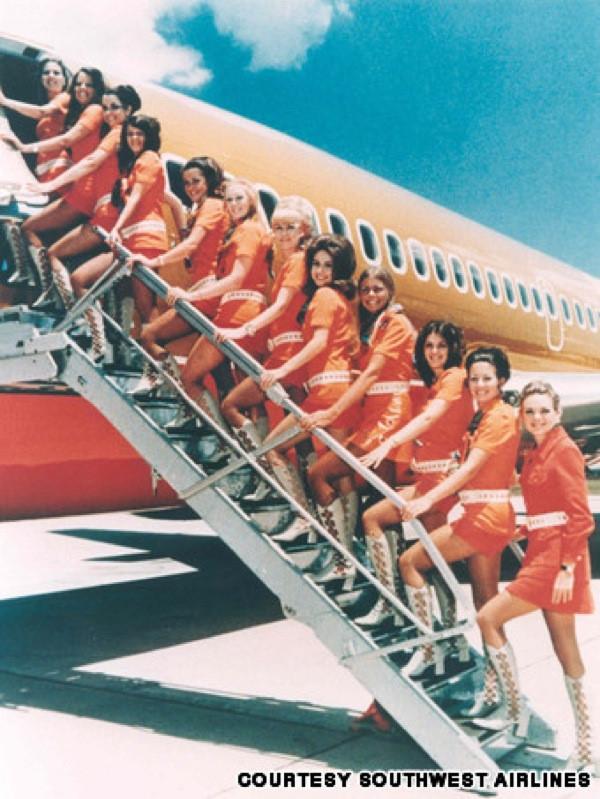 Tiếp viên Southwest Airlines