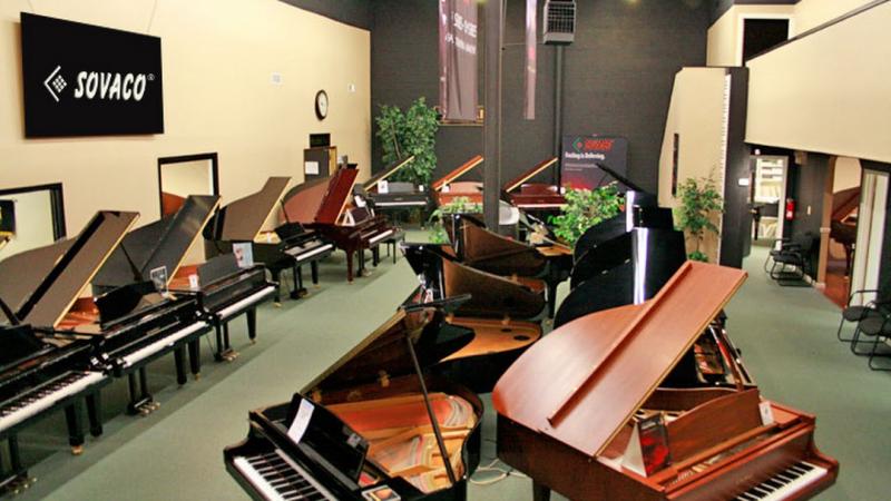 SOVACO Piano - Nhà nhập khẩu piano Japan