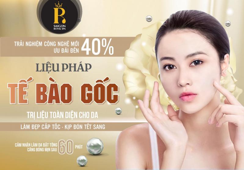 Spa Beauty Royal Sài Gòn