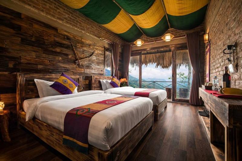 Trang trí bên trong của Spa Eco - Home - Mountain Retreat