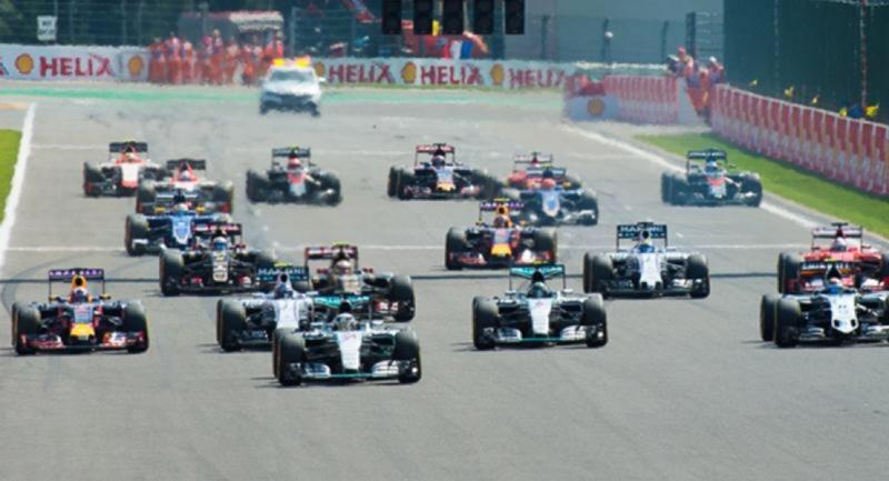 Giải đua Spa Francorchamps