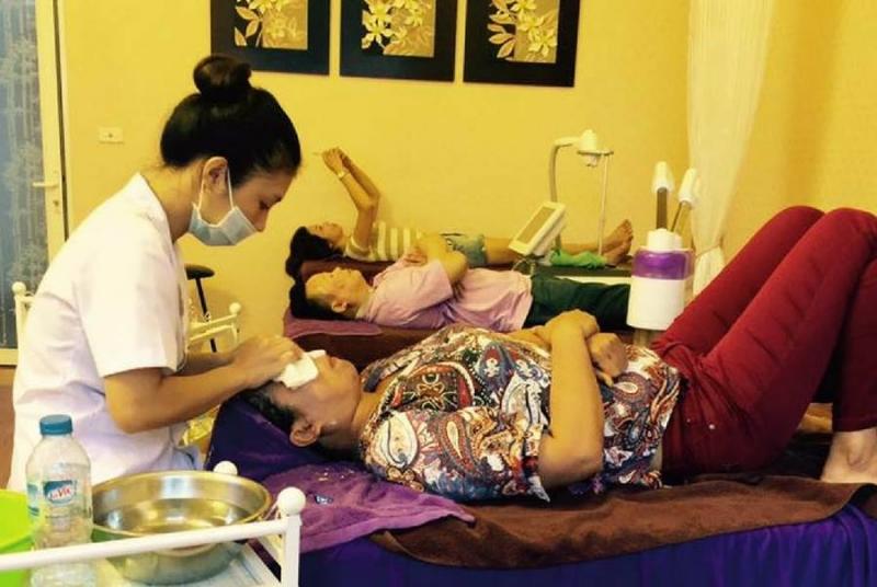 Spa Hương Quỳnh