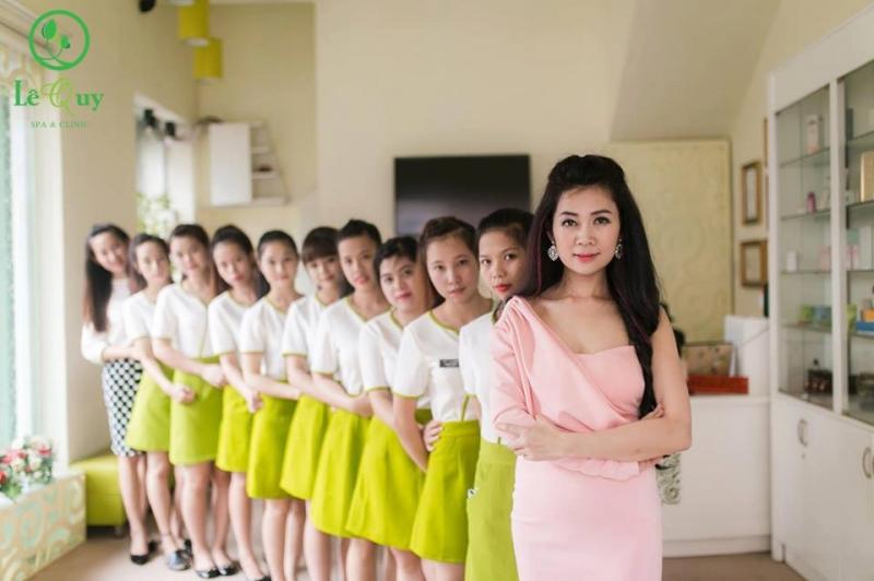 Spa Lê Quy
