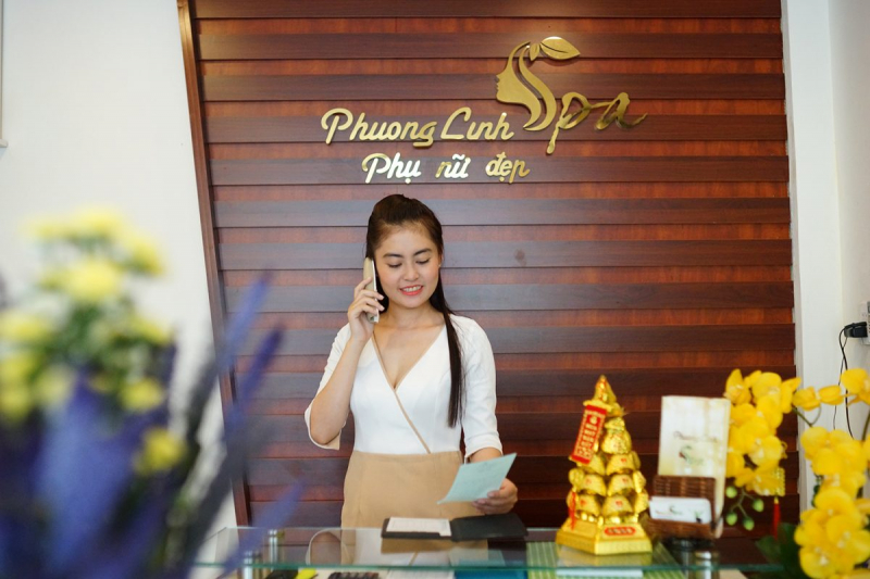 Spa Phương Linh