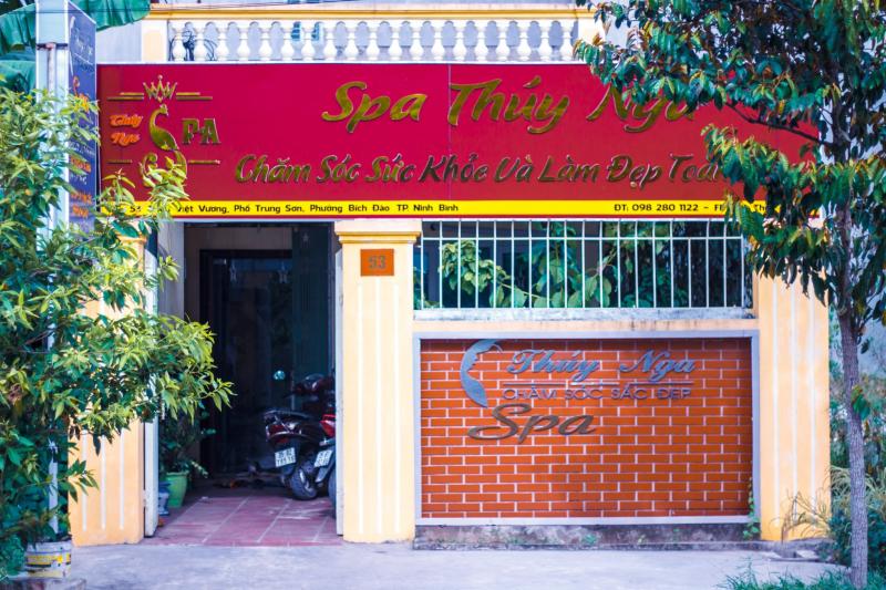 Spa Thuý Nga