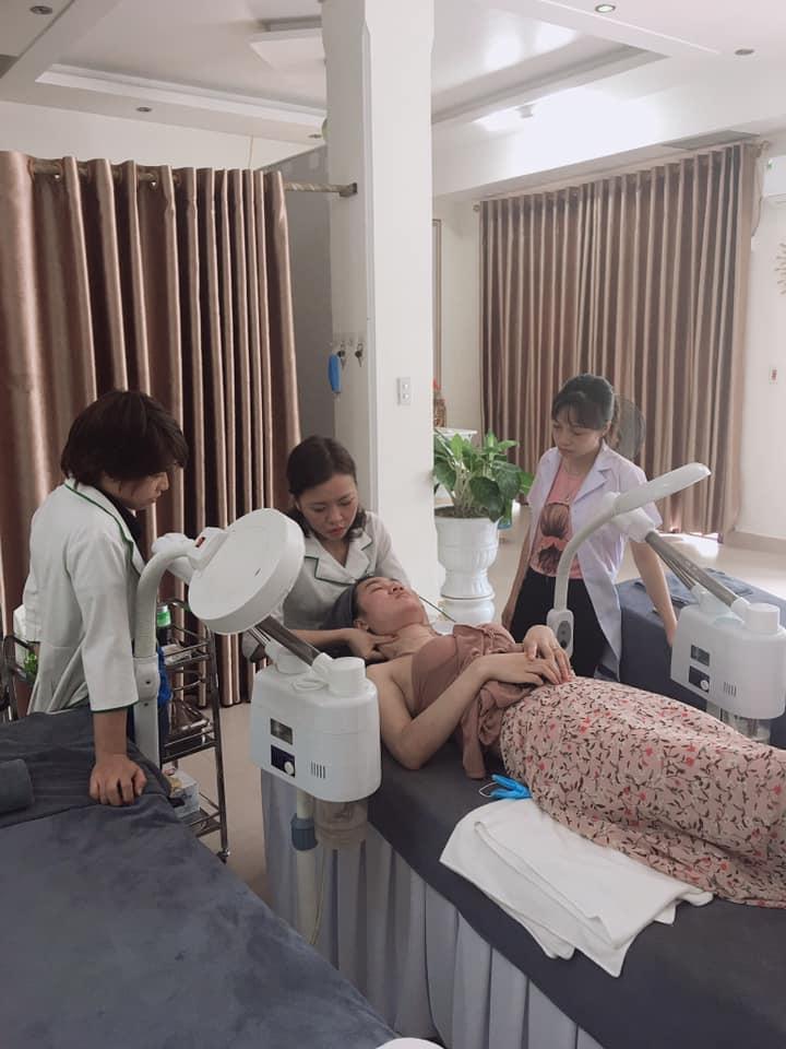 Spa Vũ Thị Cúc