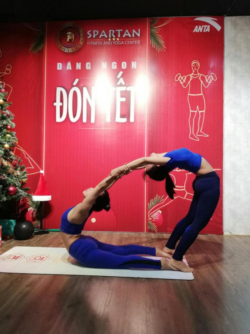 Spartan Fitness And Yoga Nha Trang